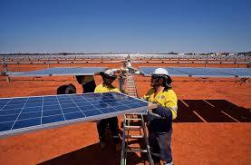 到2050年南非需安装176GW光伏系统