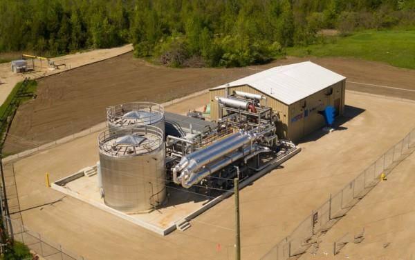Hydrostor完成了3700万美金的增长型融资