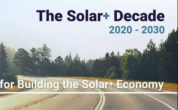 SPI 2019:500GW 2030年美国太阳能电力占比目标约达20%