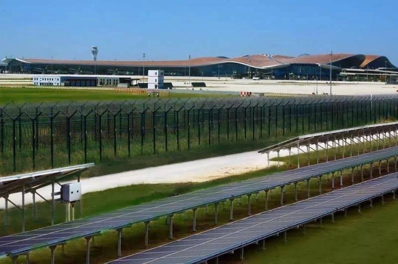 北京大兴国际机场——建成全球最大机场综合能源系统