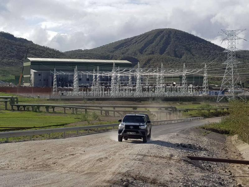 肯尼亚Olkaria V地热发电厂达到满负荷运行