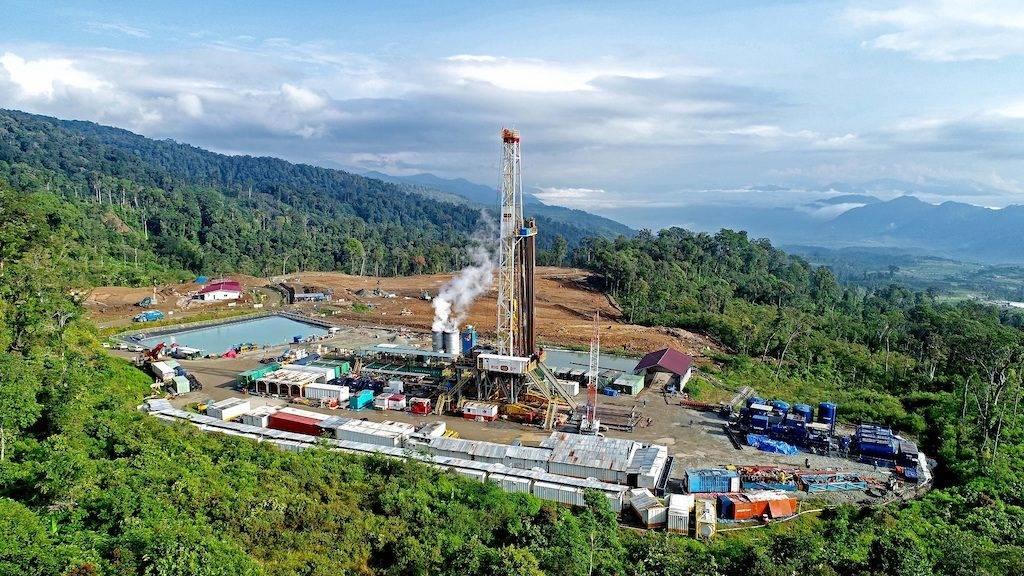 印度尼西亞政府在三個地熱地區進行鉆探以降低投資風險