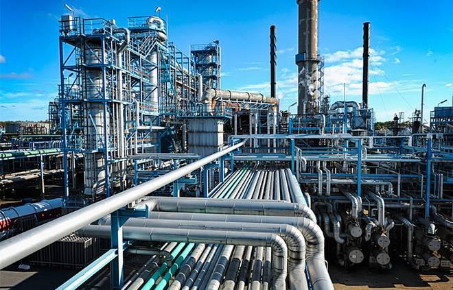 2020年尼日利亚将兴建四个炼油厂