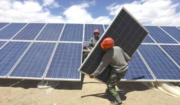 埃及授予Zafarana 50MW太陽能發電廠咨詢和監督服務