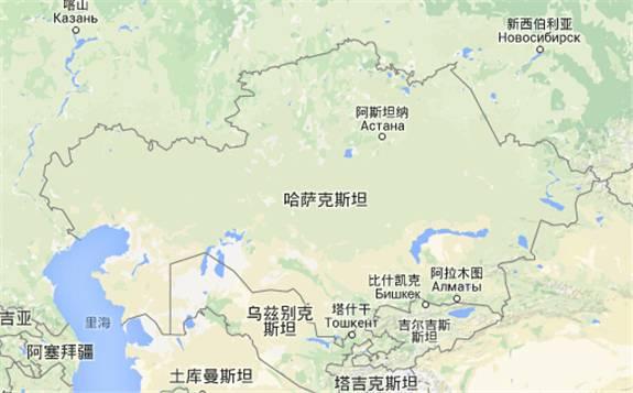 哈薩克斯坦擬通過中國連云港向東南亞國家出口煤炭