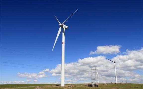 全球规模最大的单一陆上风电场——乌兰察布风电基地一期600万千瓦示范项目正式启动