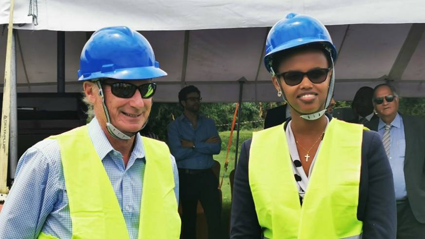 盧旺達魯巴武啟動55MW甲烷氣項目