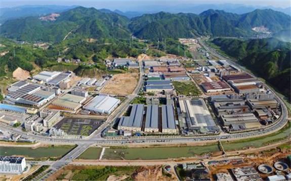 20亿储能电池项目落户浙江遂昌