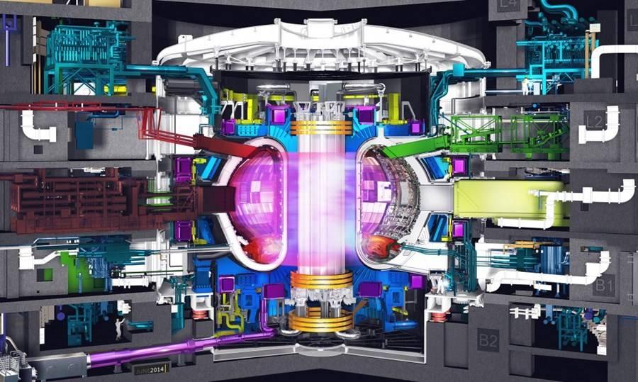 英國政府承諾4年內為托卡馬克概念設計投資2.7億美元