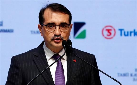 """土耳其能源部长称:不会在争夺东地中海争议水域的天然气开发上""""让步"""""""