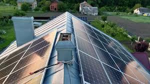乌克兰可再生能源装机容量不断增加
