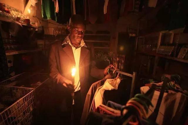 津巴布韦电价飙升400%