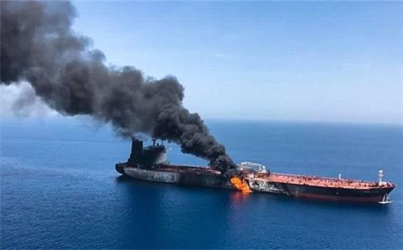 伊朗油輪在沙特發生爆炸后,石油價格繼續上漲
