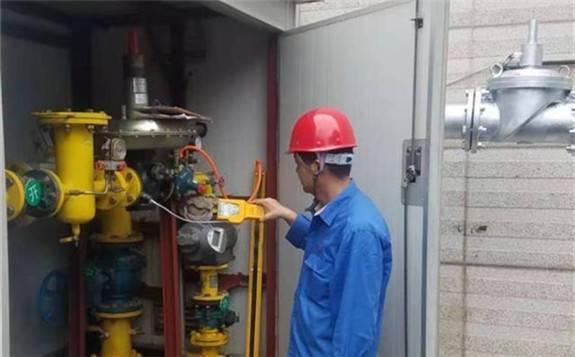 军运会临近,武钢江南燃气公司确保燃气管网万无一失