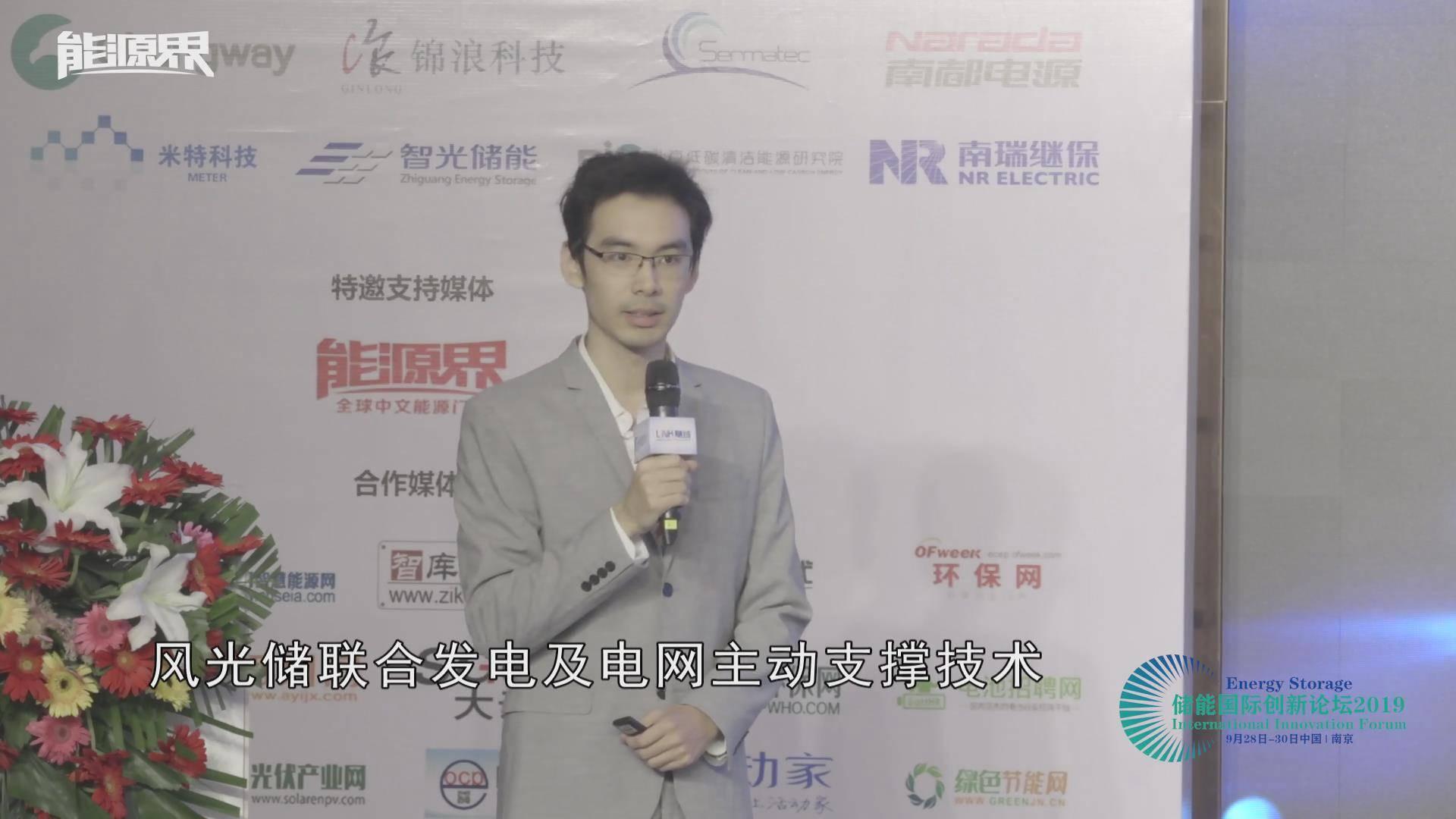 刘辉/孙大卫:风光储联合发电及电网主动支撑技术
