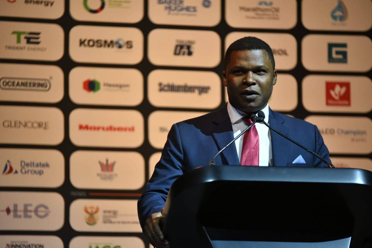 非洲石油与电力会议开幕式NJ Ayuk致开幕词