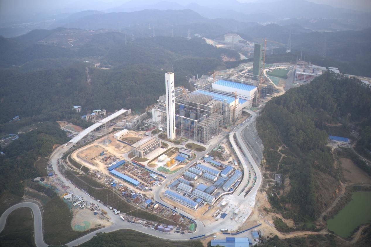 中国能建广东火电承建国内最大垃圾焚烧厂全面投运