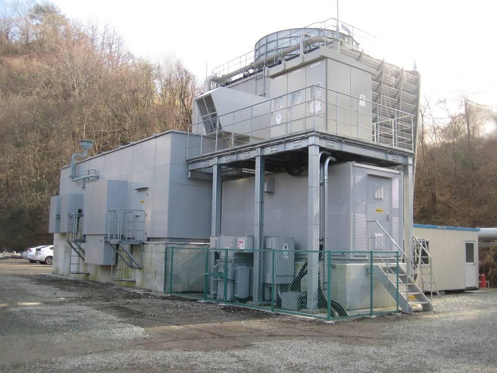 東芝贏得印度尼西亞Dieng小型地熱發電廠的合同