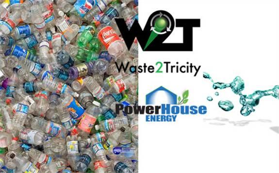 英國公司Powerhouse Energy使用不可回收塑料為氫能汽車提供燃料