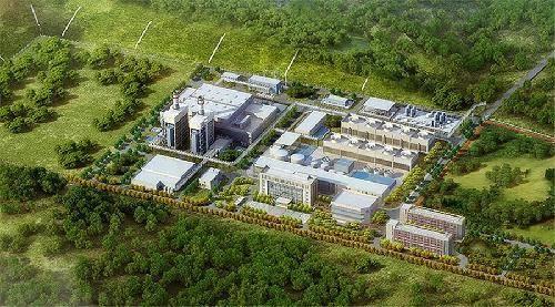 河北省秦皇岛市粉丝加工产业园区热电联产项目