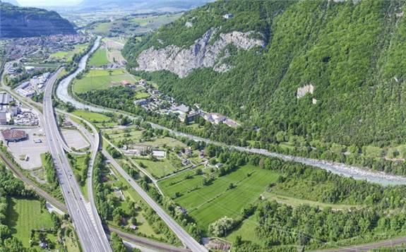 瑞士拉维莱班地热供热项目获得绿灯