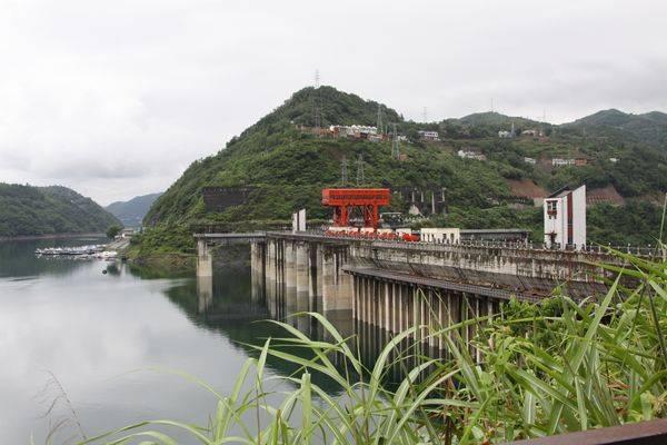 安康水电厂:汉水上的光明赞歌