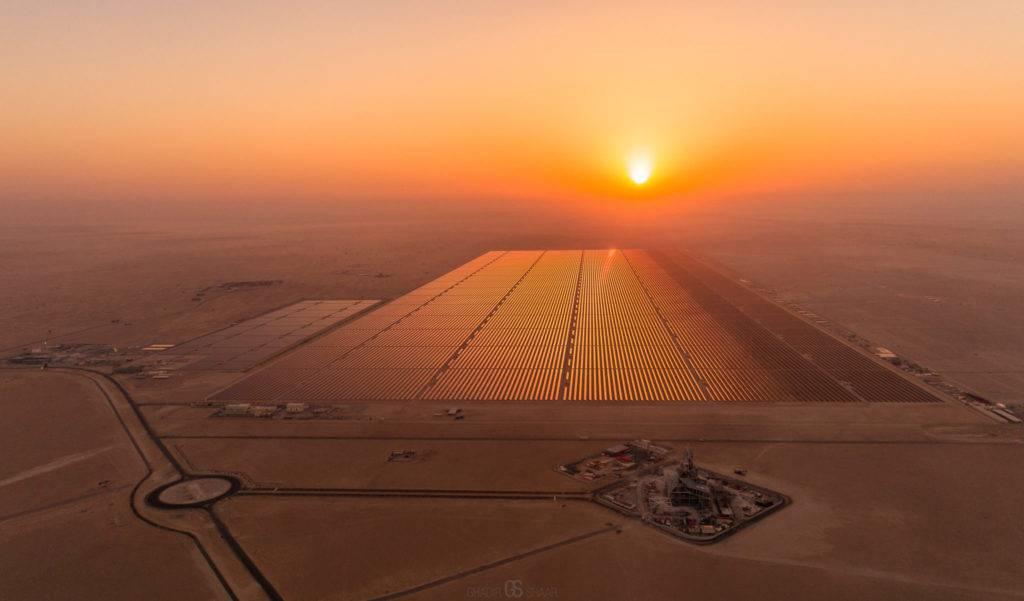 迪拜900 MW太陽能招標項目遭遇最低出價$0.0169/kWh