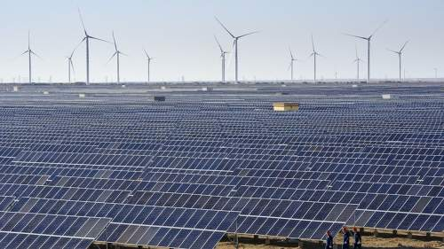 印度发布太阳能-风能混合项目招标准则
