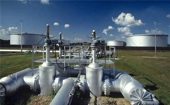 中國天然氣發展進入提速期