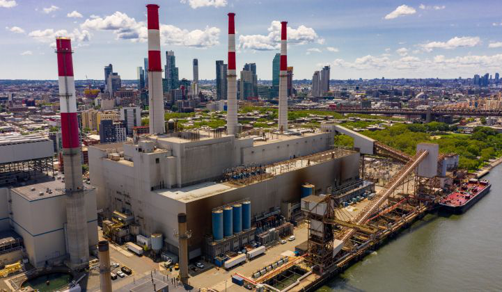 紐約州首個用于調峰的316MW電池儲能系統獲批