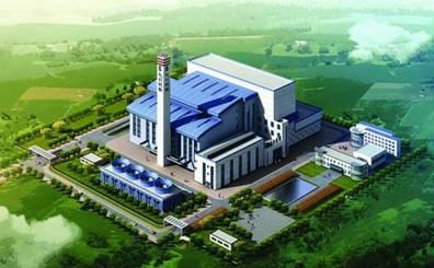 项目名称:山东省德州市垃圾焚烧发电项目(PPP)