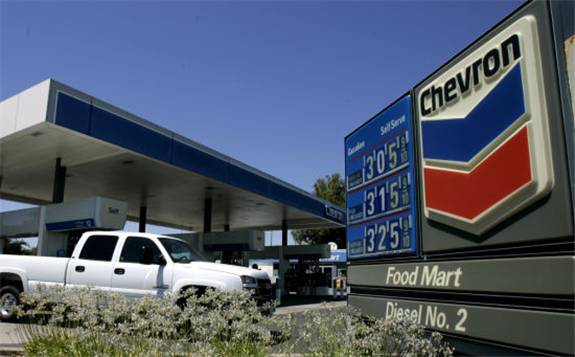 美國將雪佛龍和四家美石油公司委內瑞拉石油制裁豁免延長至1月