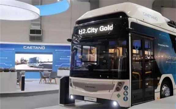 葡萄牙将推出首款氢燃料公交车 采用丰田Mirai燃料电池系统