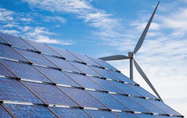 若要实现巴黎协定的气候目标,风能和太阳能需要增加8倍