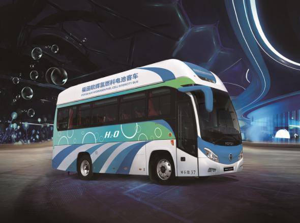 全球燃料電池汽車進入市場化示范階段