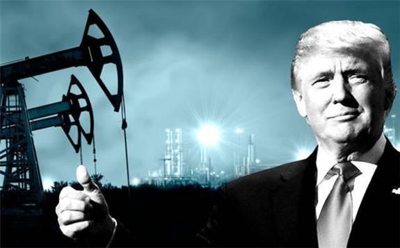 """特朗普表示:美軍將在敘利亞保留少量駐軍以確保敘境內油田的""""安全"""""""