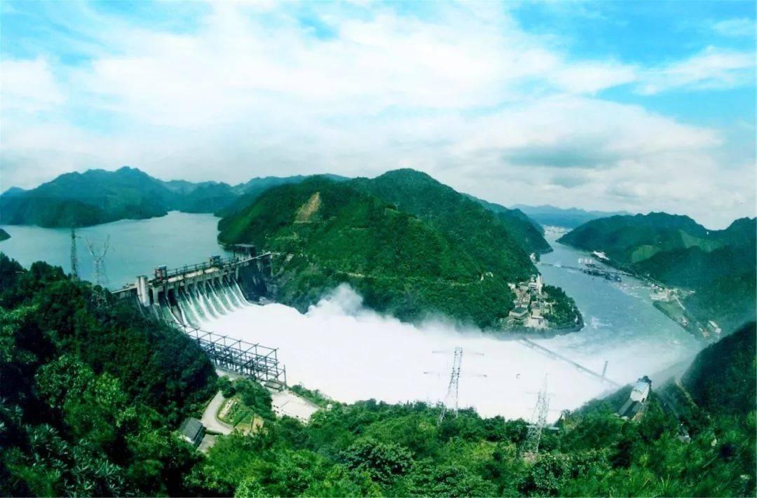 世界水电看中国