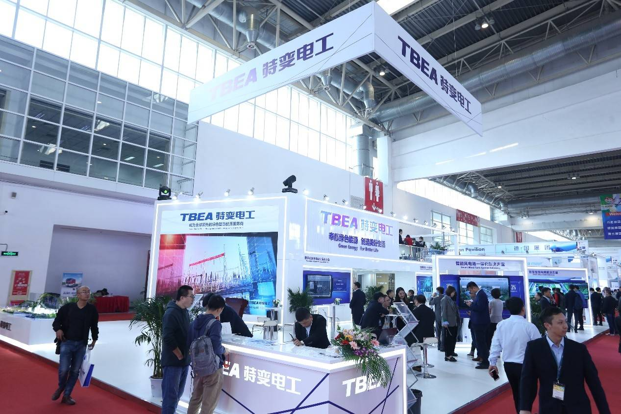 """坚持""""一主两翼""""战略布局,特变电工新能源向世界展示中国力量"""