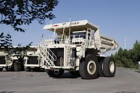 全国首台5G网络智能无人驾驶矿用车亮相