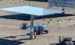 南澳原Aurora塔式光熱發電項目即將重新開始招標工作
