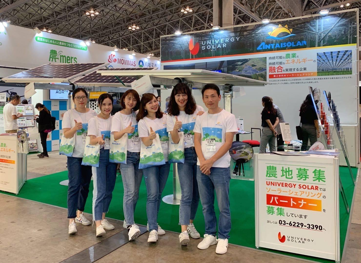 福建安泰在马来IGEM展、日本农业展双展满载而归