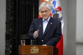 智利总统宣布取消即将举行的APEC会议和气候大会