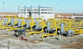 乌克兰地下储存设施天然气储量创下10年新高