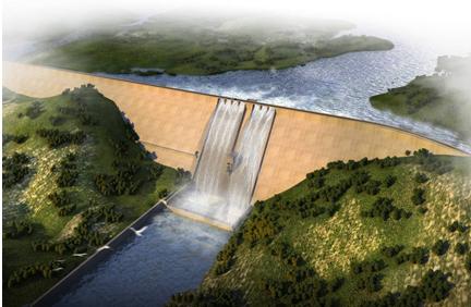 尼日利亚政府为Mambilla大型水力发电项目拨款550万美金
