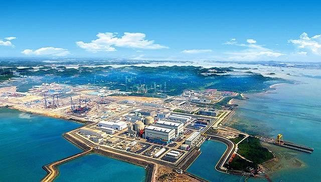"""华龙一号首台套""""龙鳞""""系统正式供货漳州核电"""
