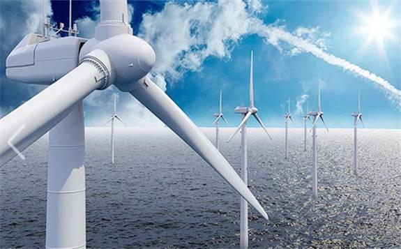 到2040年全球海上风电行业预计将增长15倍,潜力巨大