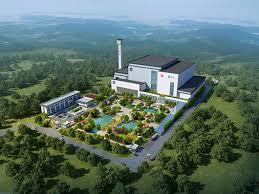 项目名称:江西省赣州市宁都县生活垃圾焚烧发电项目