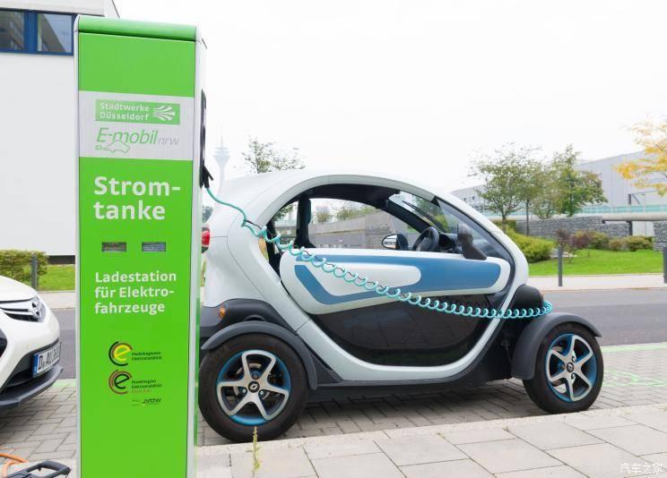 德国政府计划提高50%电动车补贴额度