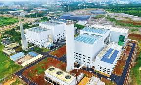 山东省济南市2×400MW级燃机热电一期项目