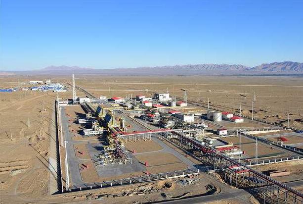 我国陆上最深气田全面开发  单井日产60万方天然气
